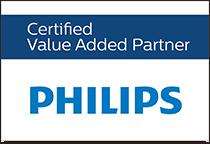 Certified philips partner