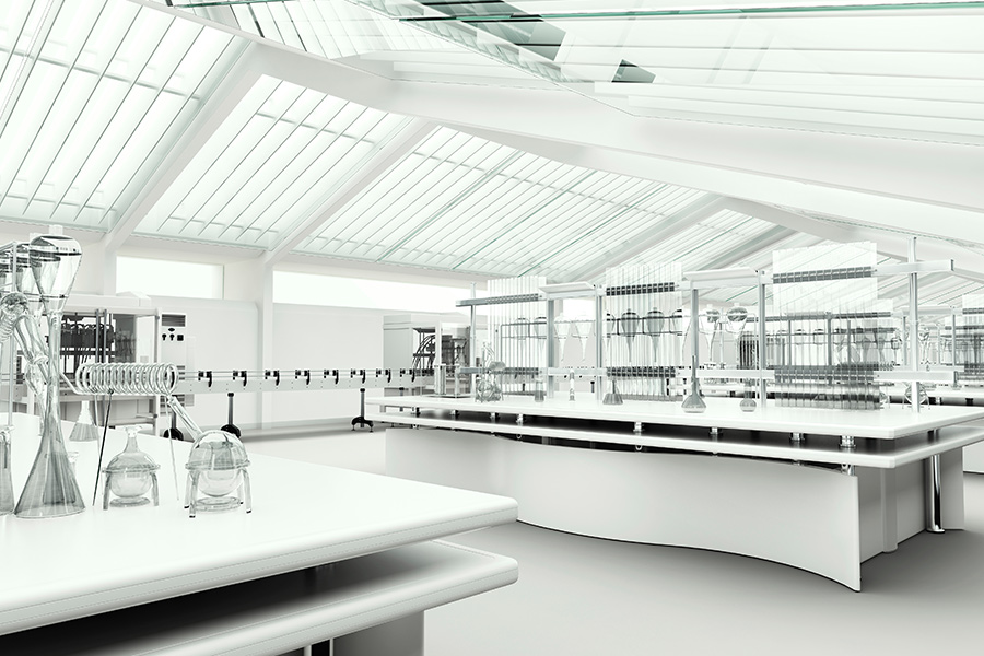 Building management of Pharmaceutical facilities