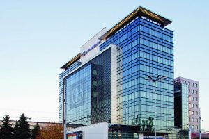 BMS energy efficiency project for bank