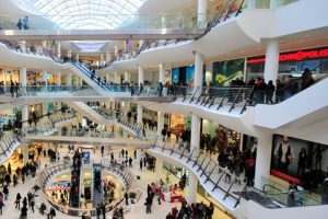 BMS project for Bulgaria Mall