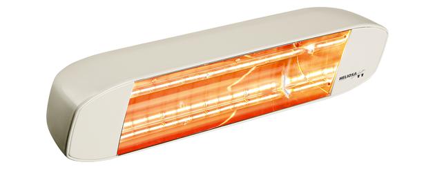 Heliosa 11 е инфрачервени отоплител за заведения