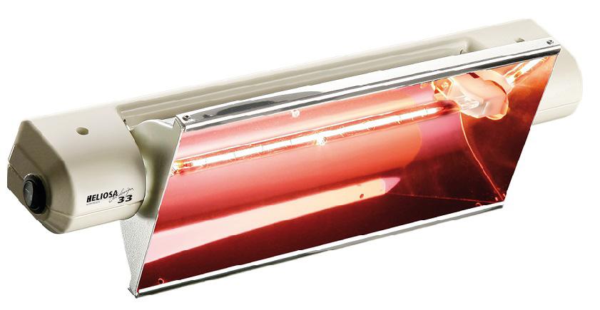 Инфрачервено отопление с Хелиоса hi 33