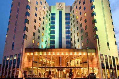 Hilton Sofia - BMS