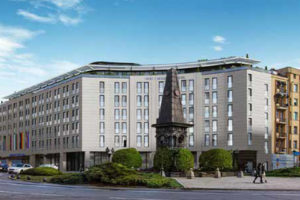 BMS - hotel Hayatt
