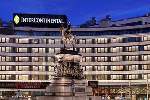 BMS автоматизация на хотел Интерконтинентал