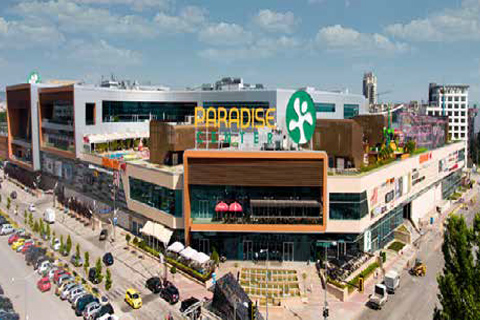 Mall Paradise Center BMS