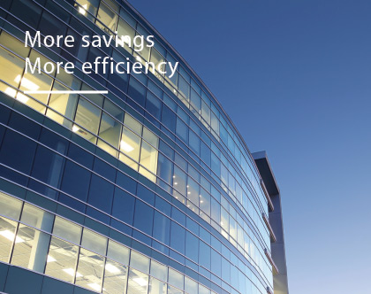 More Savings and efficiency with BMS